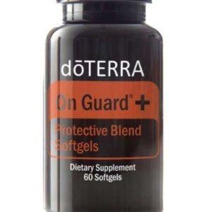 doTERRA Onguard Soft Gels - Exp 3/2022